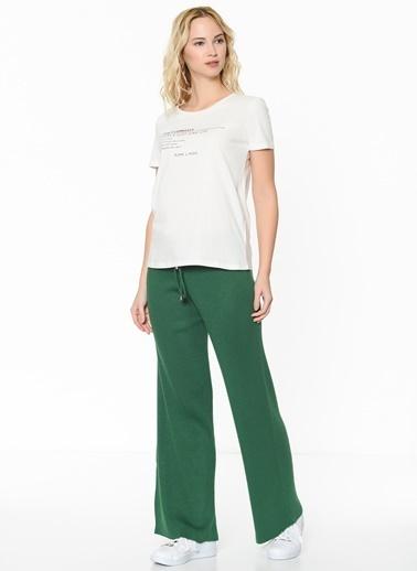 Su Moda Pantolon Yeşil